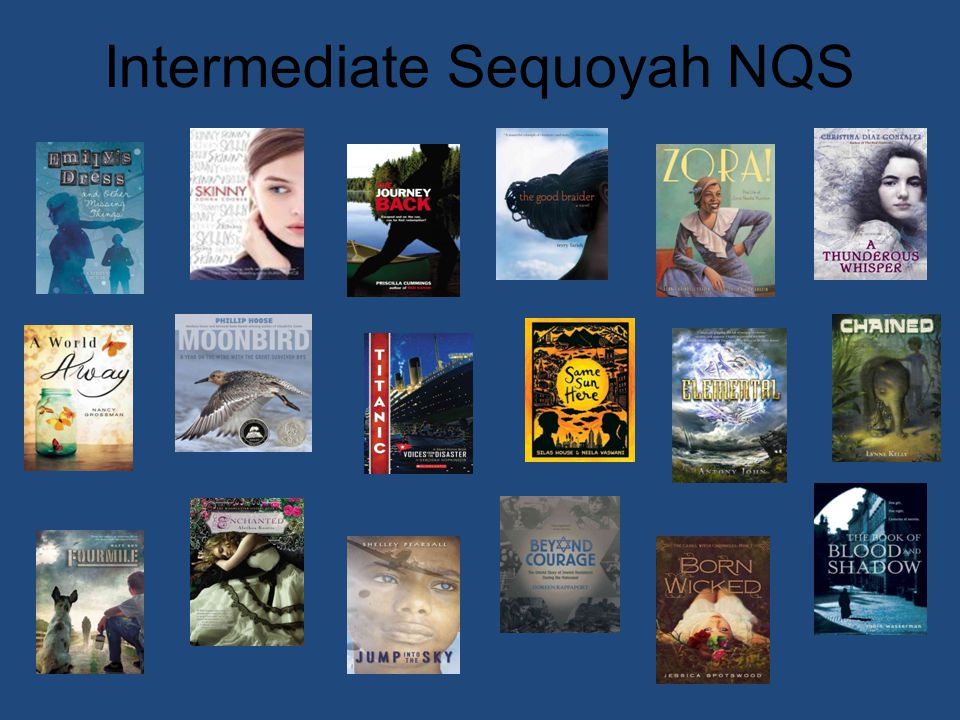 Intermediate Sequoyah NQS