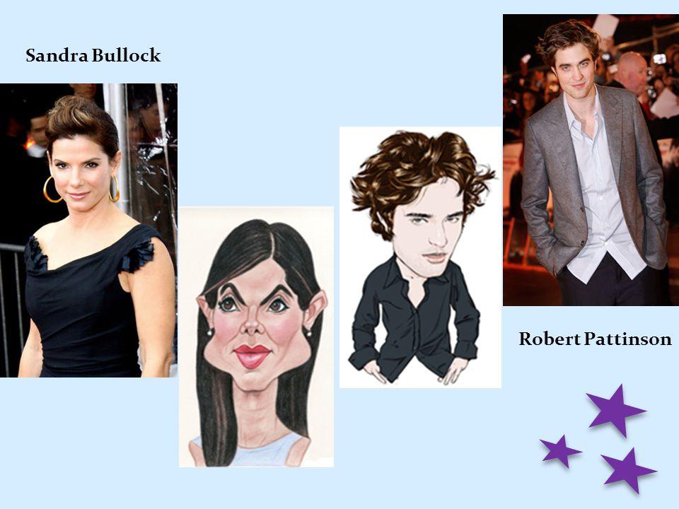 Sandra Bullock Robert Pattinson