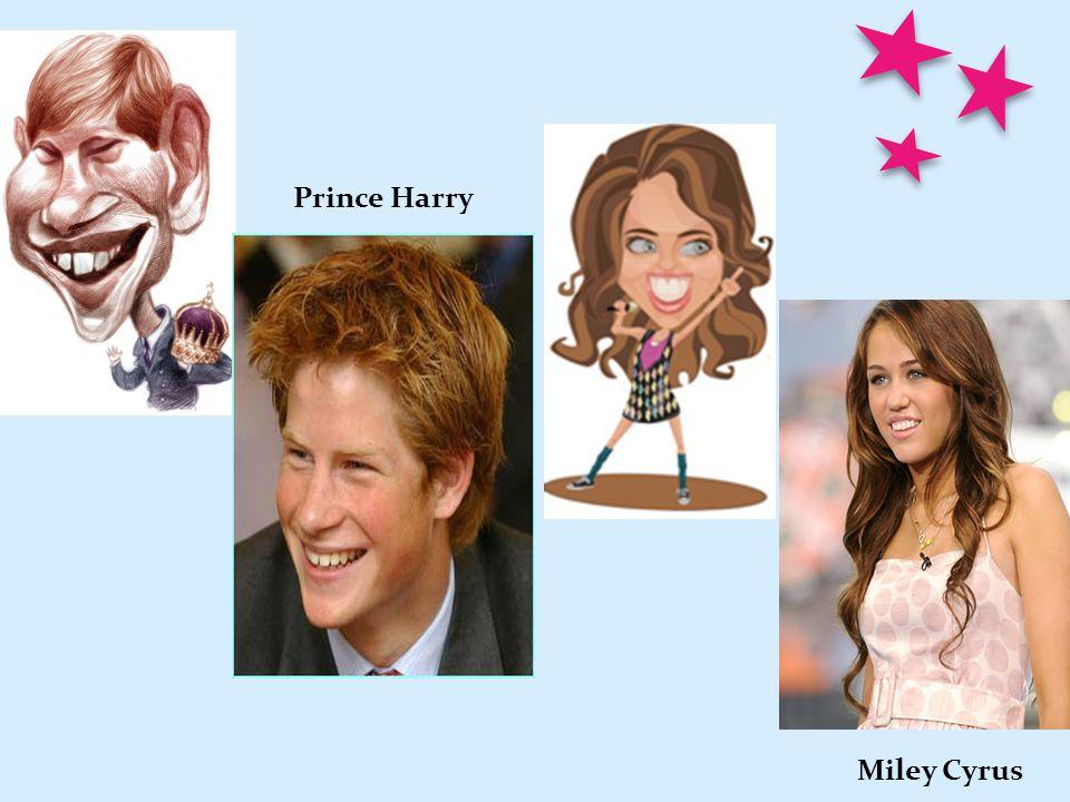 Prince Harry Miley Cyrus