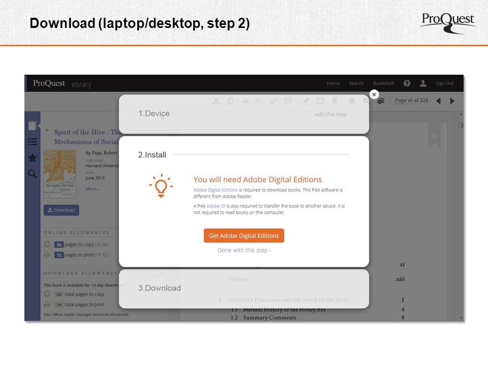Download (laptop/desktop, step 2)