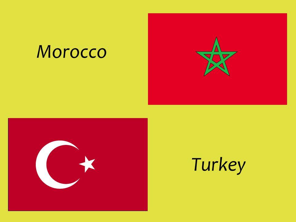 Morocco Turkey