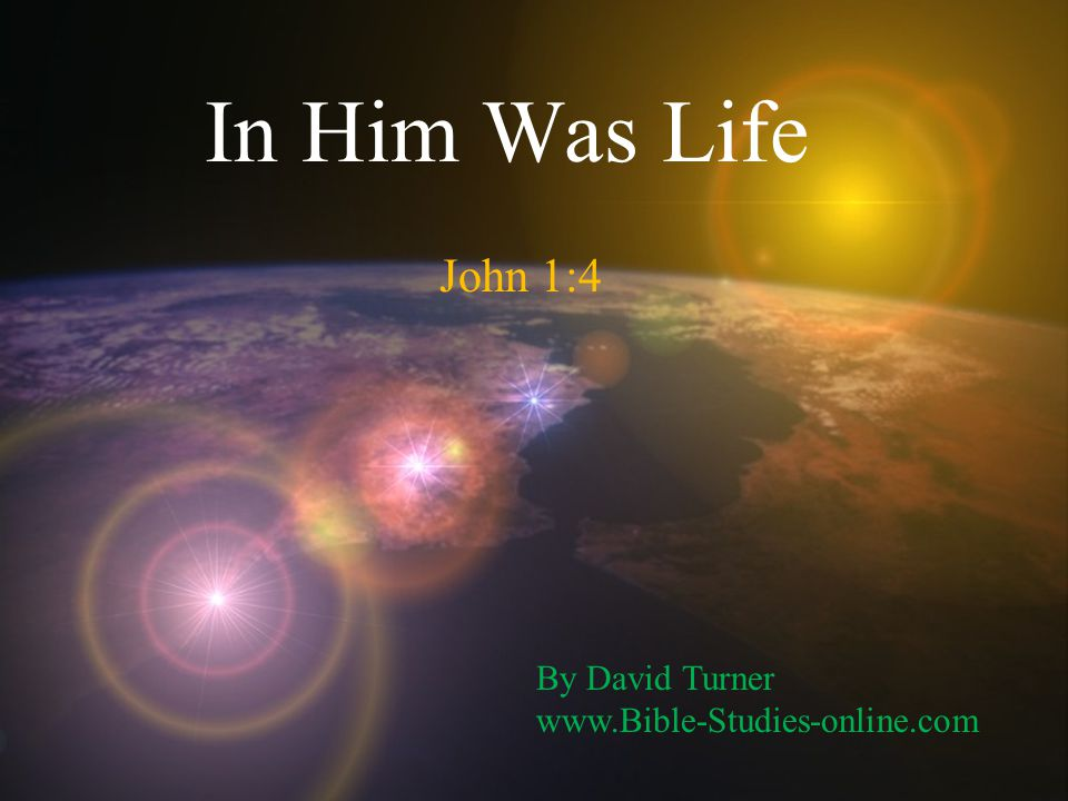 He is the resurrection and the life John 11:23-26 Jesus *said to her, Your brother will rise again. (24) Martha *said to Him, I know that he will rise again in the resurrection on the last day. (25) Jesus said to her, I am the resurrection and the life; he who believes in Me will live even if he dies, (26) and everyone who lives and believes in Me will never die.
