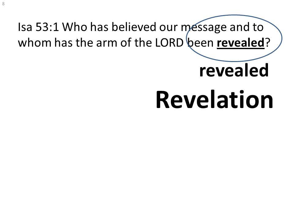 Revelation revealed 8