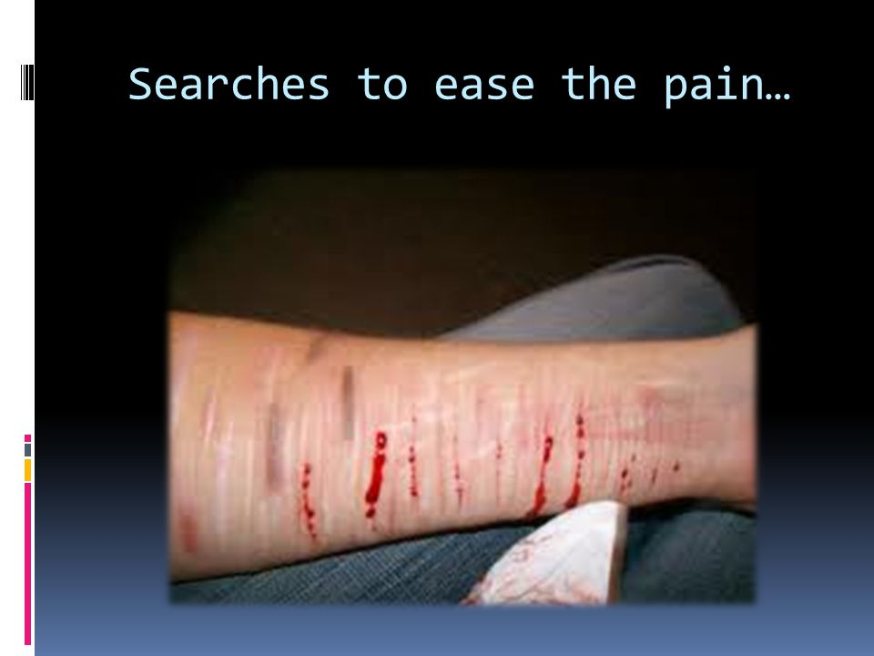 Searches to ease the pain…