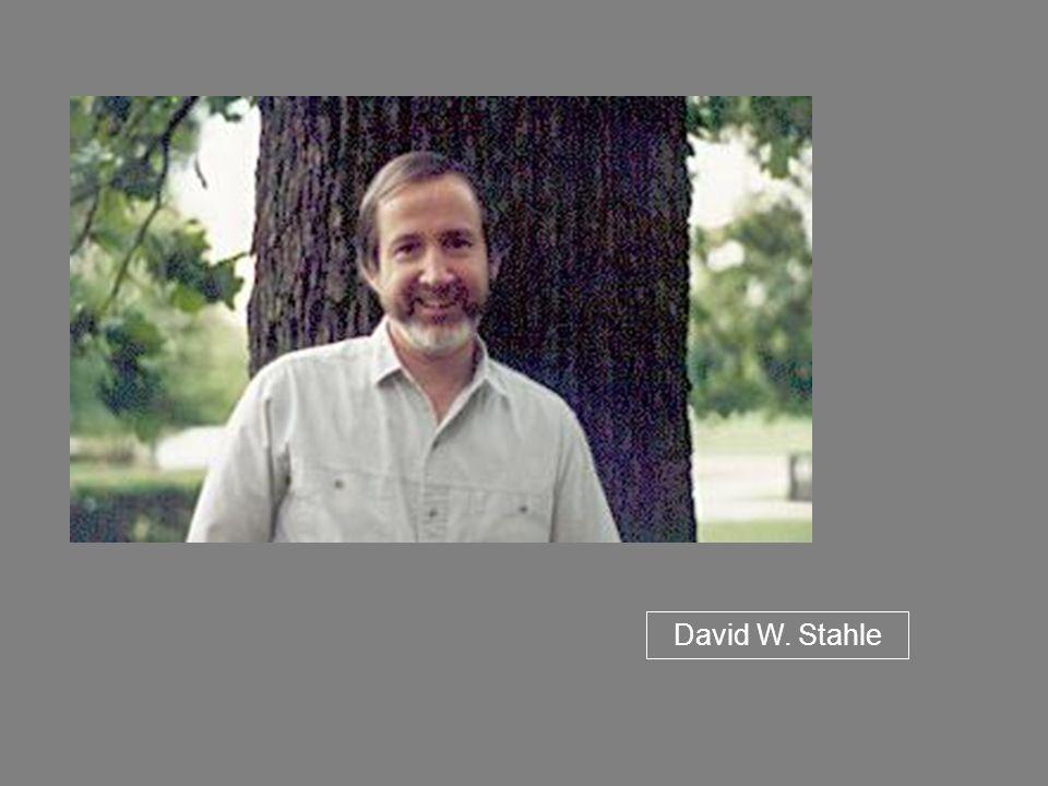 David W. Stahle