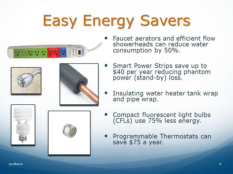 Average Home Energy Use ecobeco 5