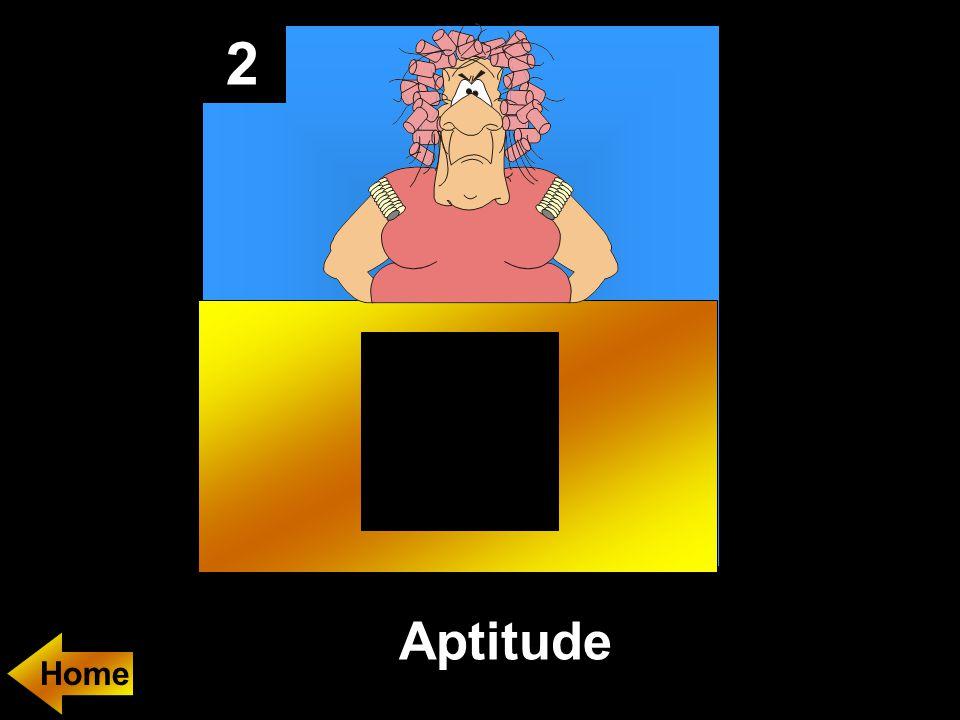 2 Aptitude