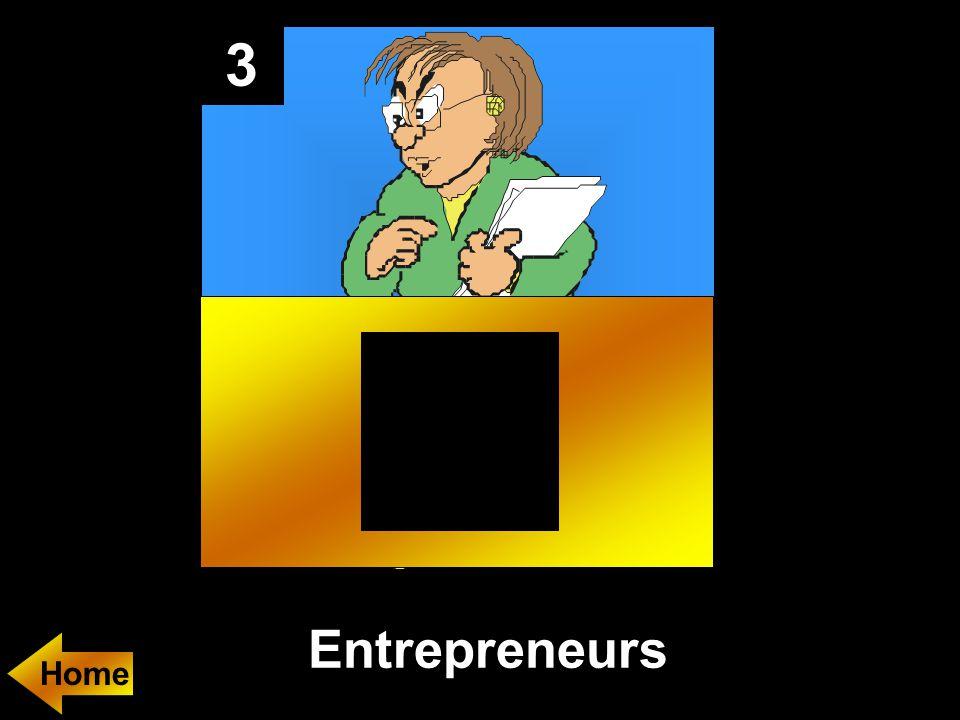 3 Entrepreneurs