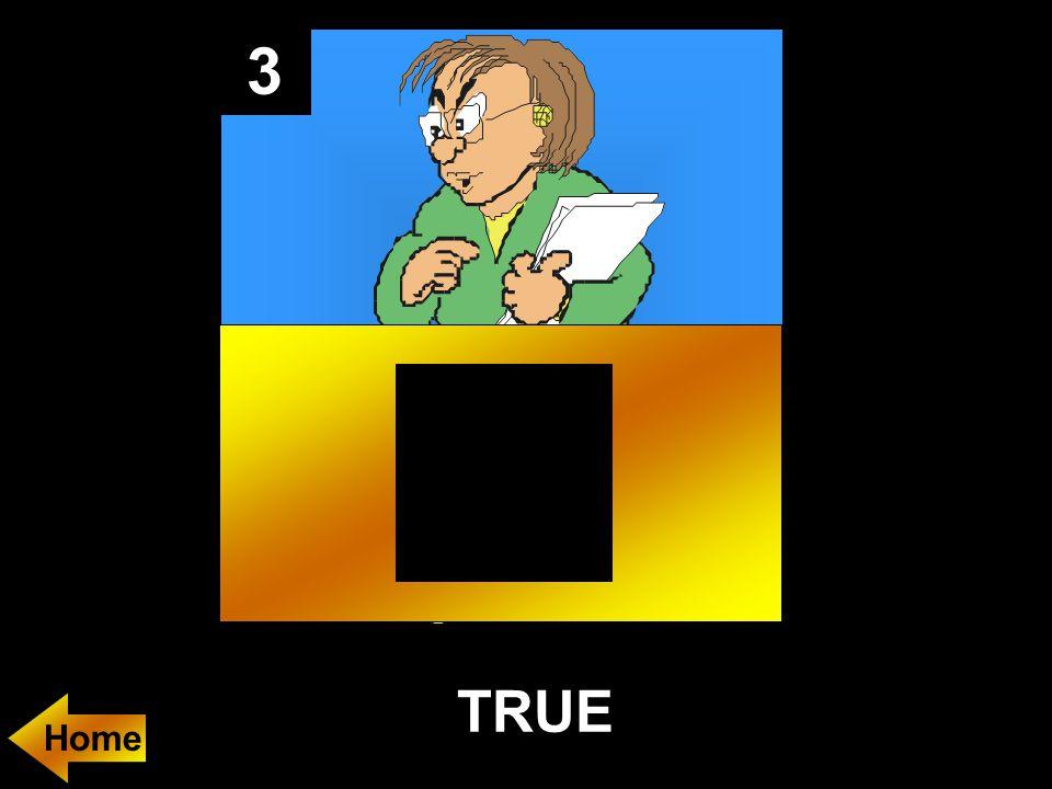 3 TRUE