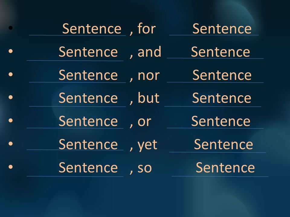 Adverb Clause markers After Where(ever) As Because As long as If As soon as Although Since whereas Until When(ever) while