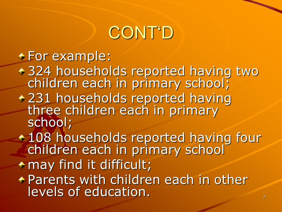 LEAKAGES AND CORRUPTION A total of 430 (42.2% ) parents interviewed agreed with the assertion that the education system is affected by corruption.