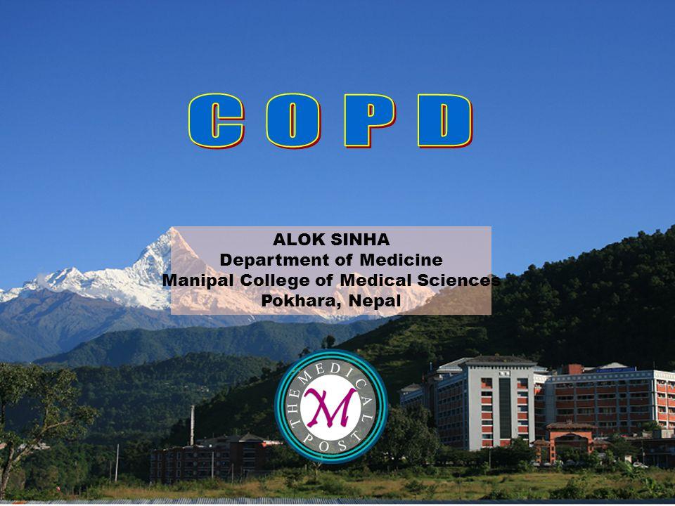 Bronchial Asthma Vs COPD Bronchial Asthma Vs COPD