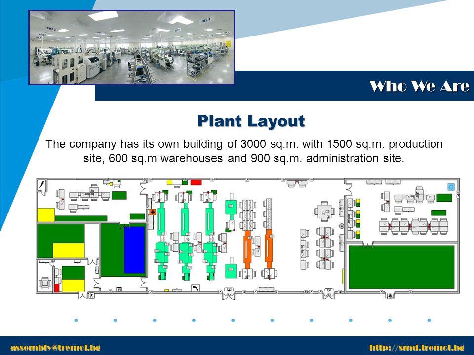 www.tremol.bg Manufacturing Processes www.tremol.bg SMT Line 1 assembly@tremol.bg http://smd.tremol.bg SMT Line 2 SMT Line 3