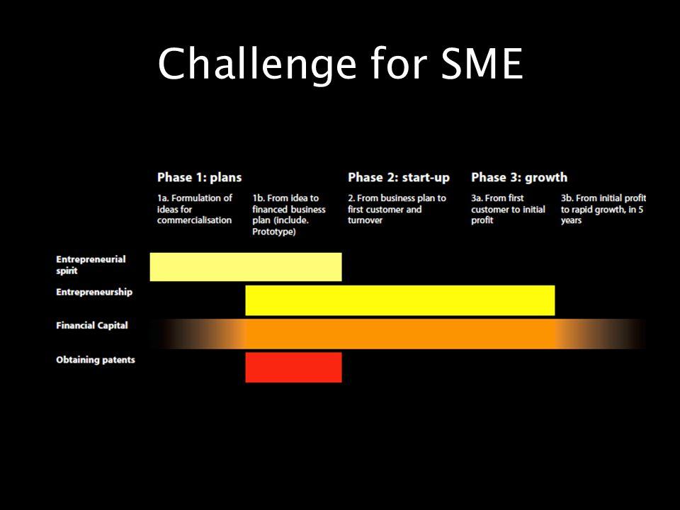 Challenge for SME