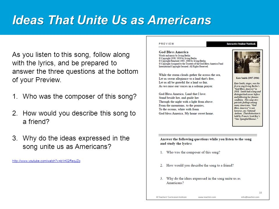 While God Bless America is a very popular patriotic song, it is not our national anthem.