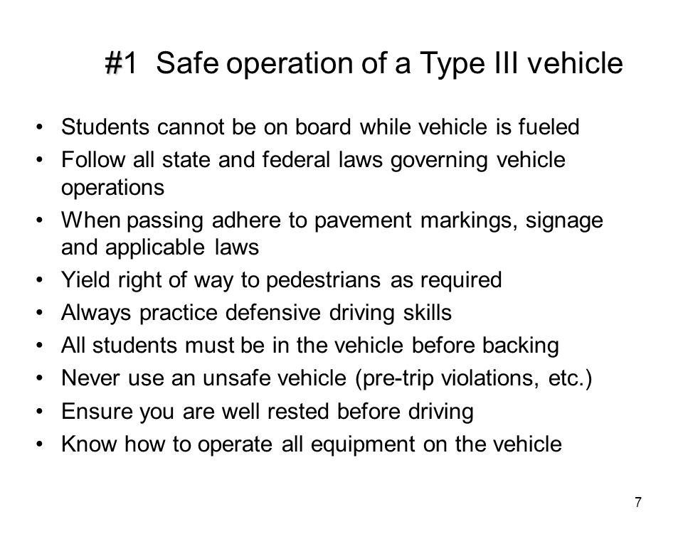 Zero Tolerance Alcohol 169A.31 Alcohol – Related School Bus - Driving Subd.