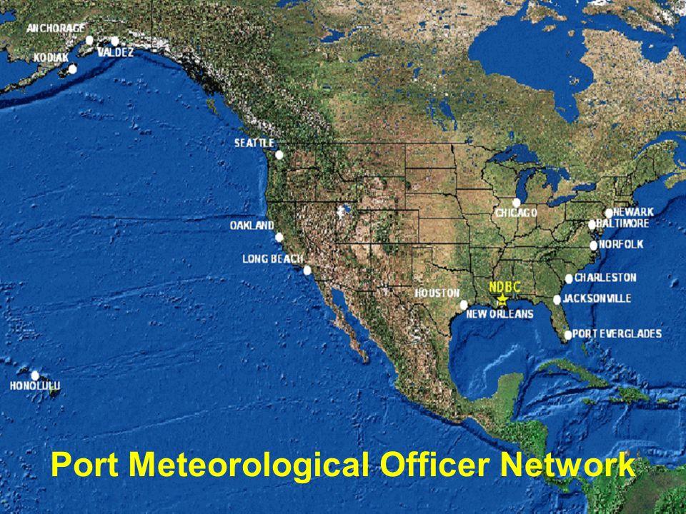 PMO-III, 23-24 March 2006, Hamburg 3 Port Meteorological Officer Network