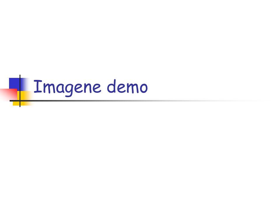 Imagene demo