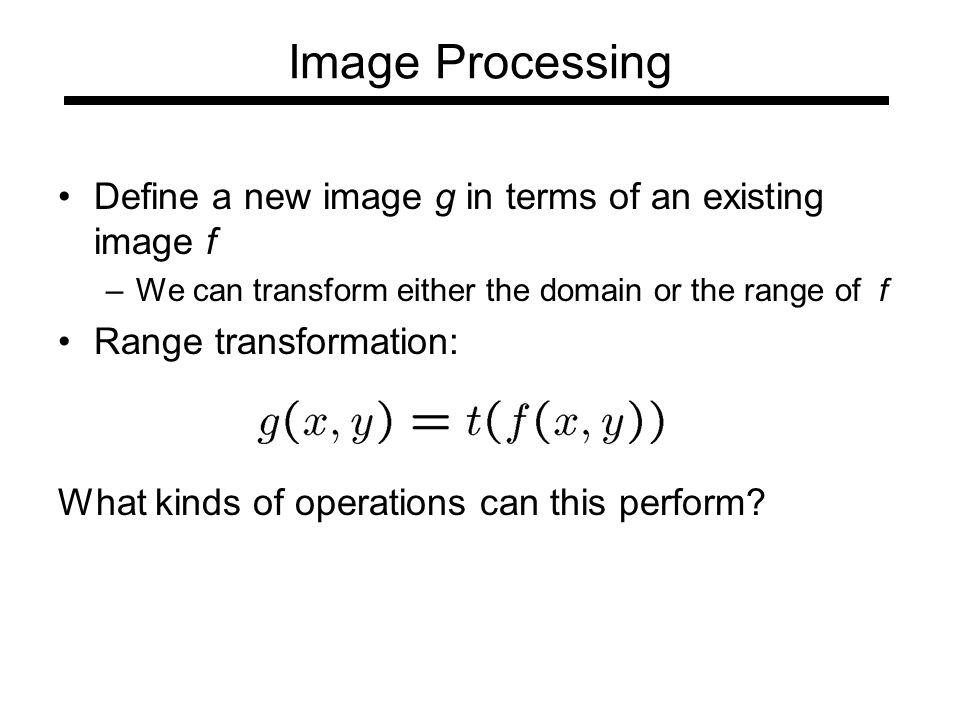 Image Sub-Sampling 1/4 (2x zoom) 1/8 (4x zoom) 1/2