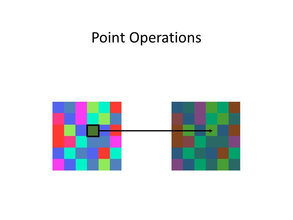 X-Edge Detection