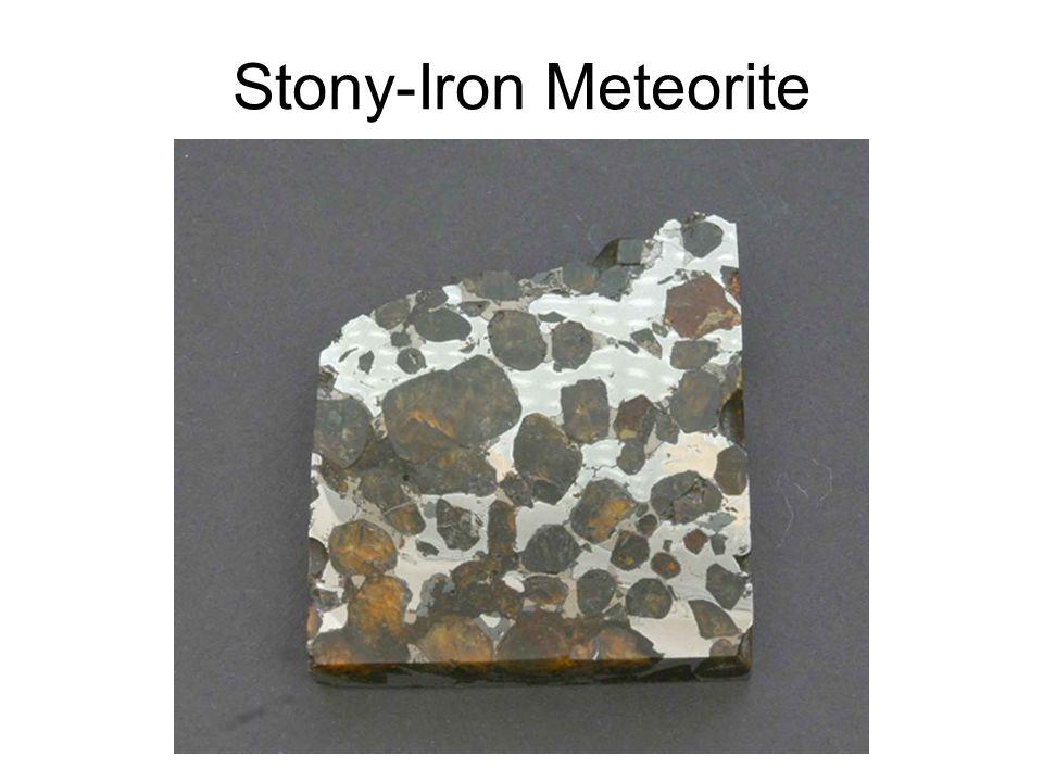 Stony-Iron Meteorite