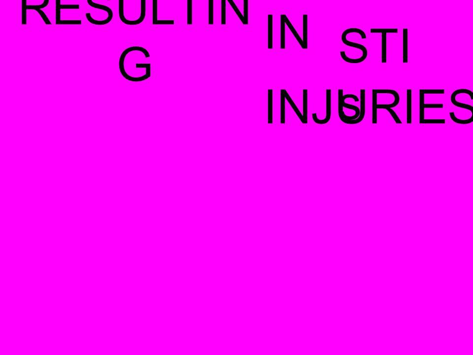 RESULTIN G IN STI s