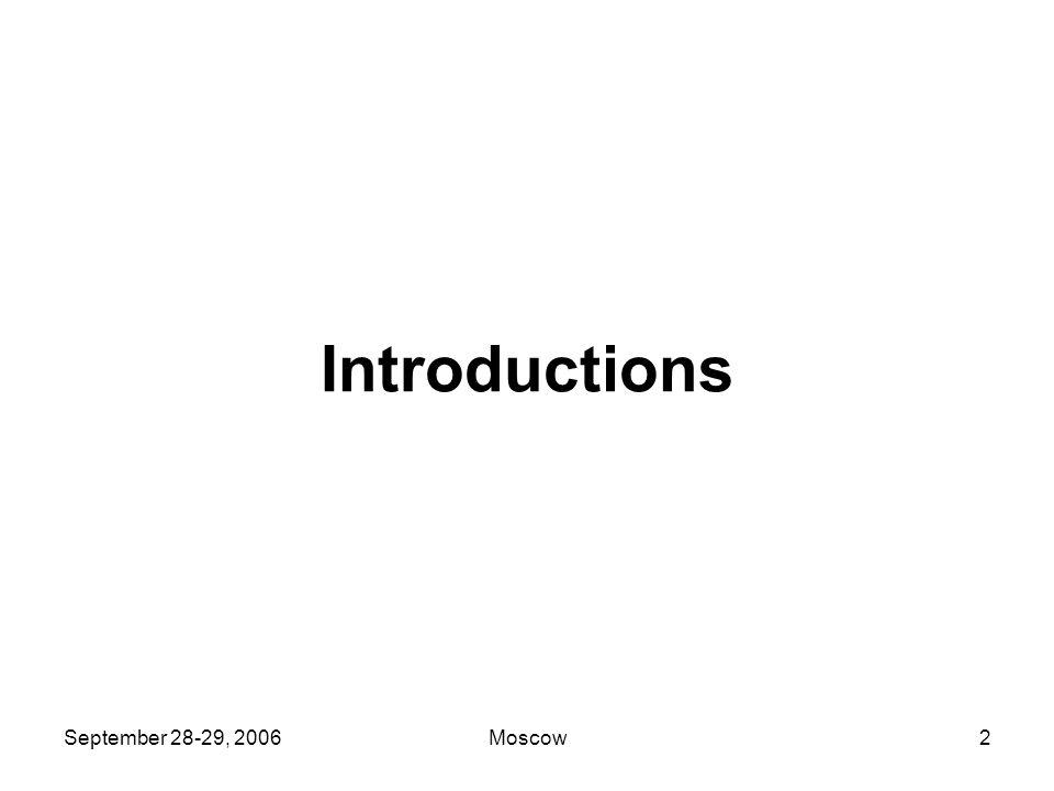September 28-29, 2006Moscow72 Outcome Explicit.