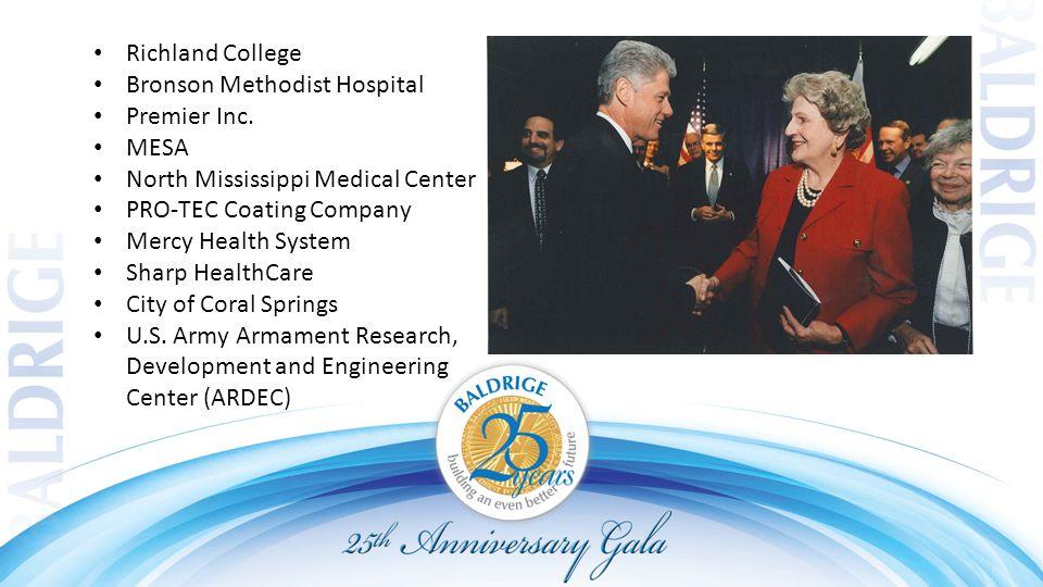 Richland College Bronson Methodist Hospital Premier Inc.
