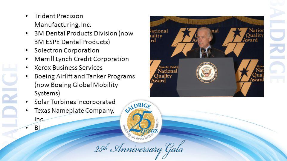 Trident Precision Manufacturing, Inc.