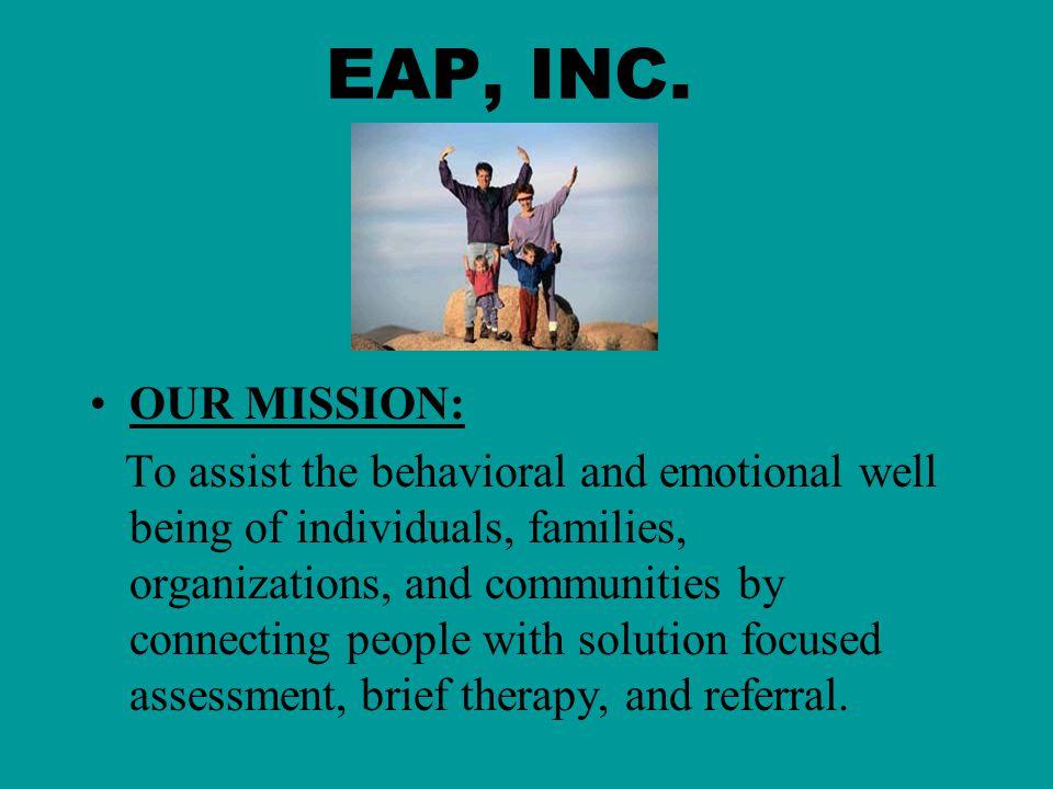 EAP, Inc.
