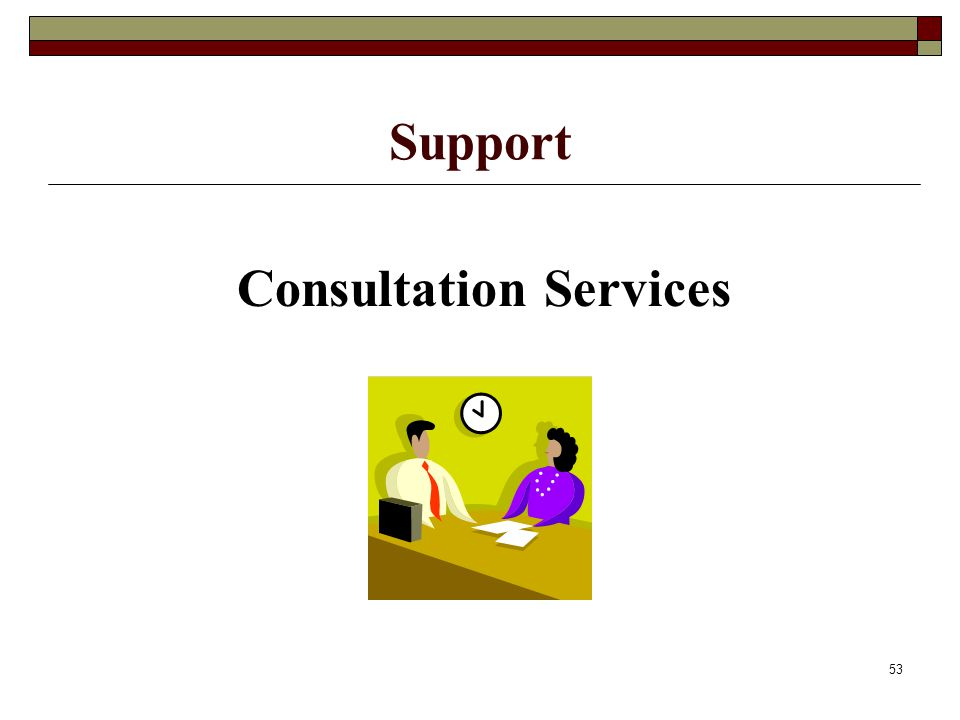 53 Support Consultation Services