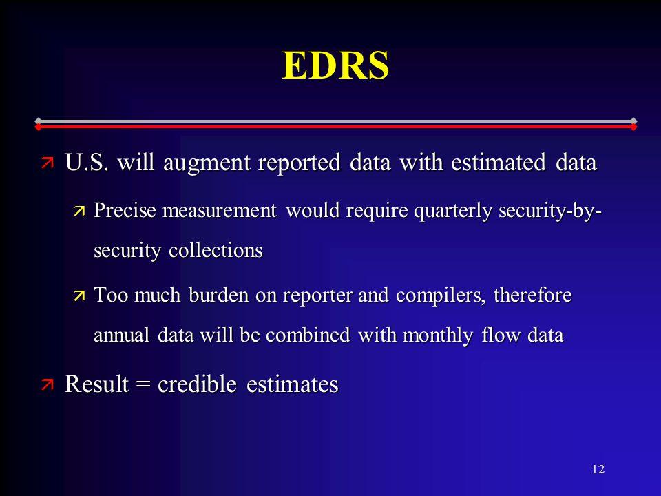 12 EDRS ä U.S.