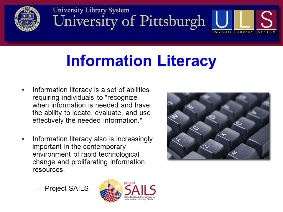 http://www.library.pitt.edu/services/classes/ infoliteracy/http://www.library.pitt.