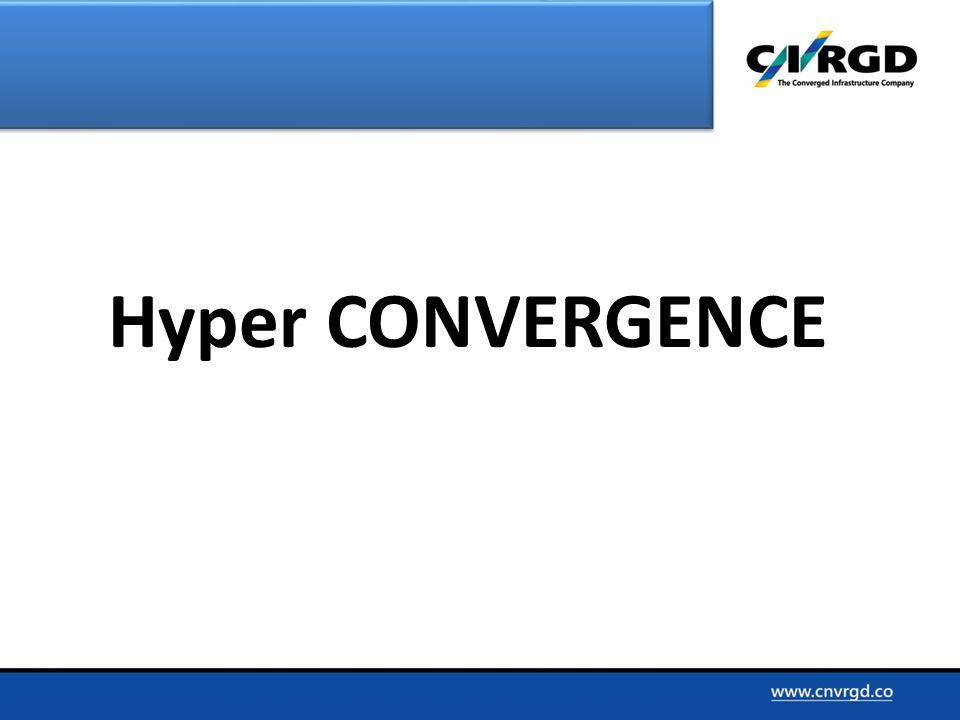 Hyper CONVERGENCE