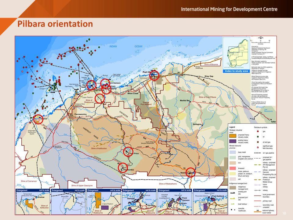 Pilbara orientation 10