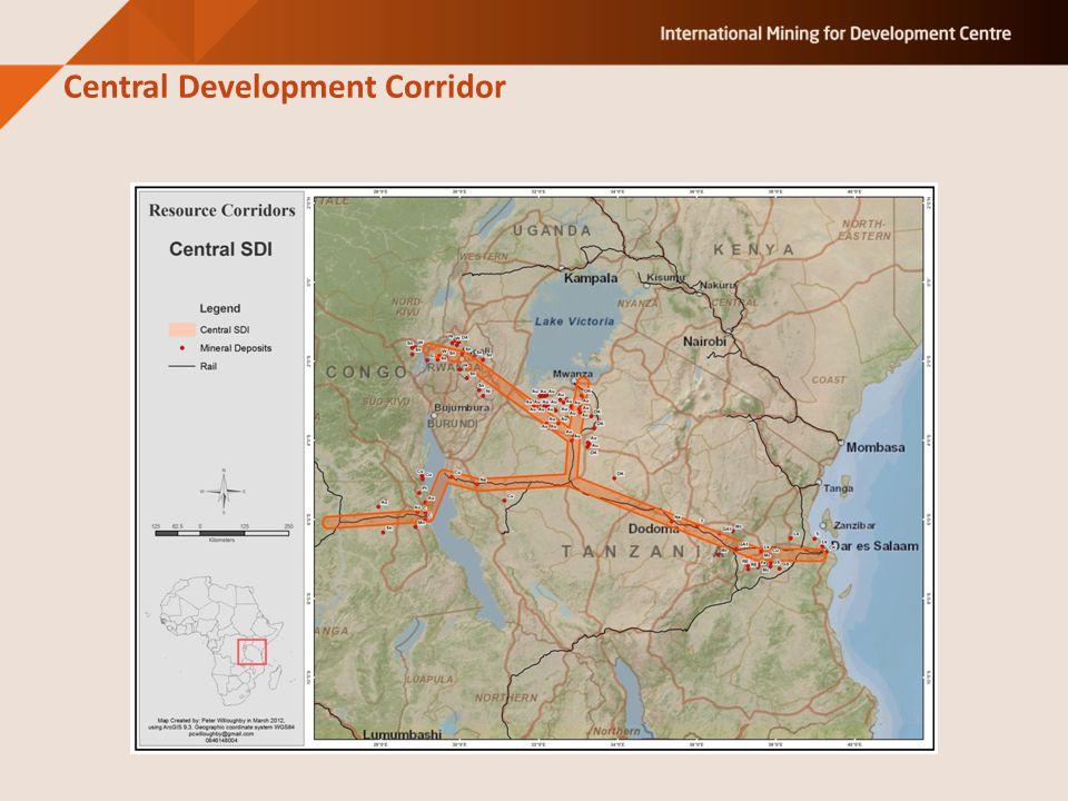 Central Development Corridor