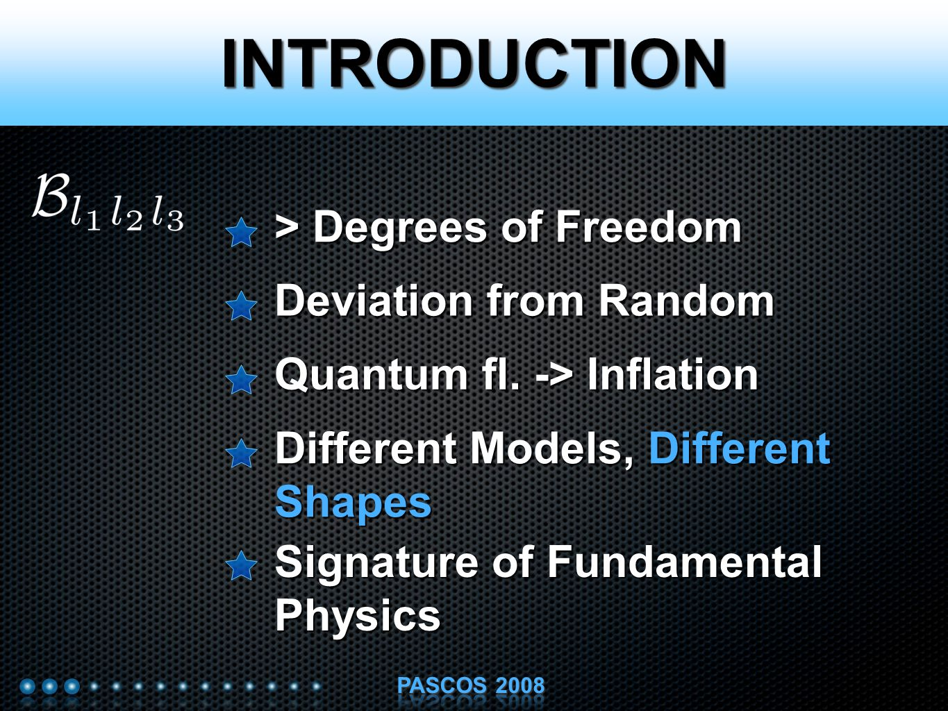 INTRODUCTION > Degrees of Freedom Deviation from Random Quantum fl.