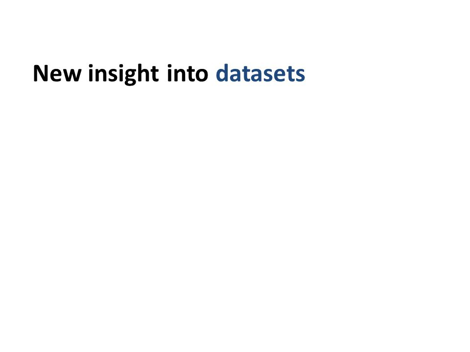 New insight into datasets innovation using matched UK data