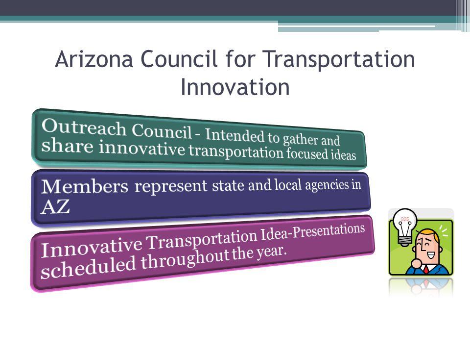 Arizona Council for Transportation Innovation