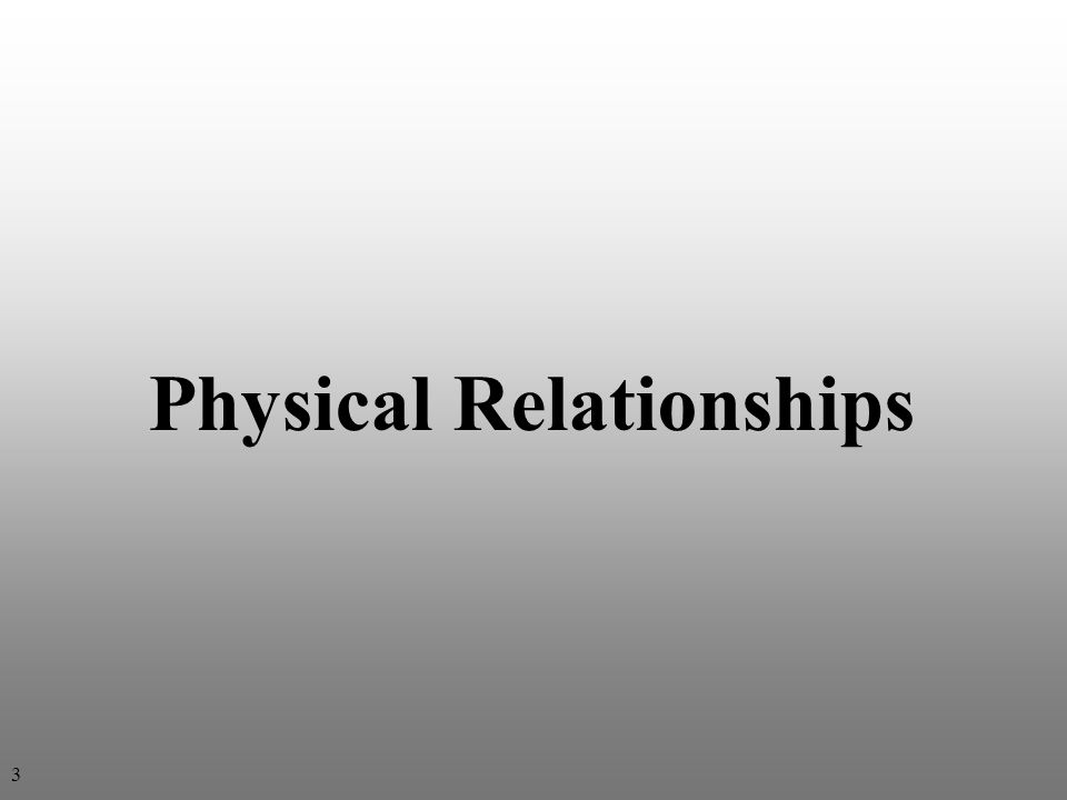 Physical Relationships 3