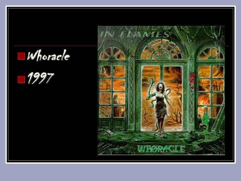 Whoracle Whoracle 1997 1997