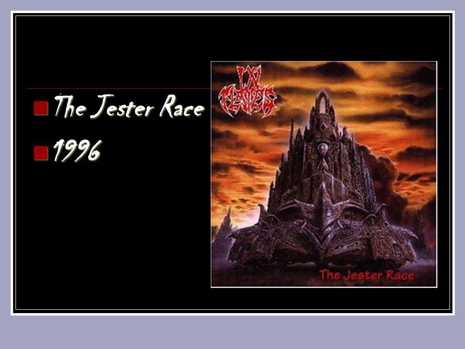 The Jester Race The Jester Race 1996 1996