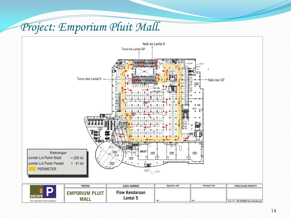 13 Project: Emporium Pluit Mall.