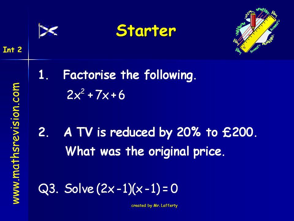 y = 0.5sin2x o y = 2sin4x o y = 3sin0.5x o created by Mr.
