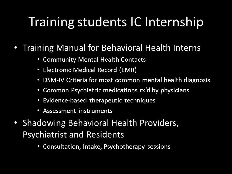 4. Training Integrated Care Professionals