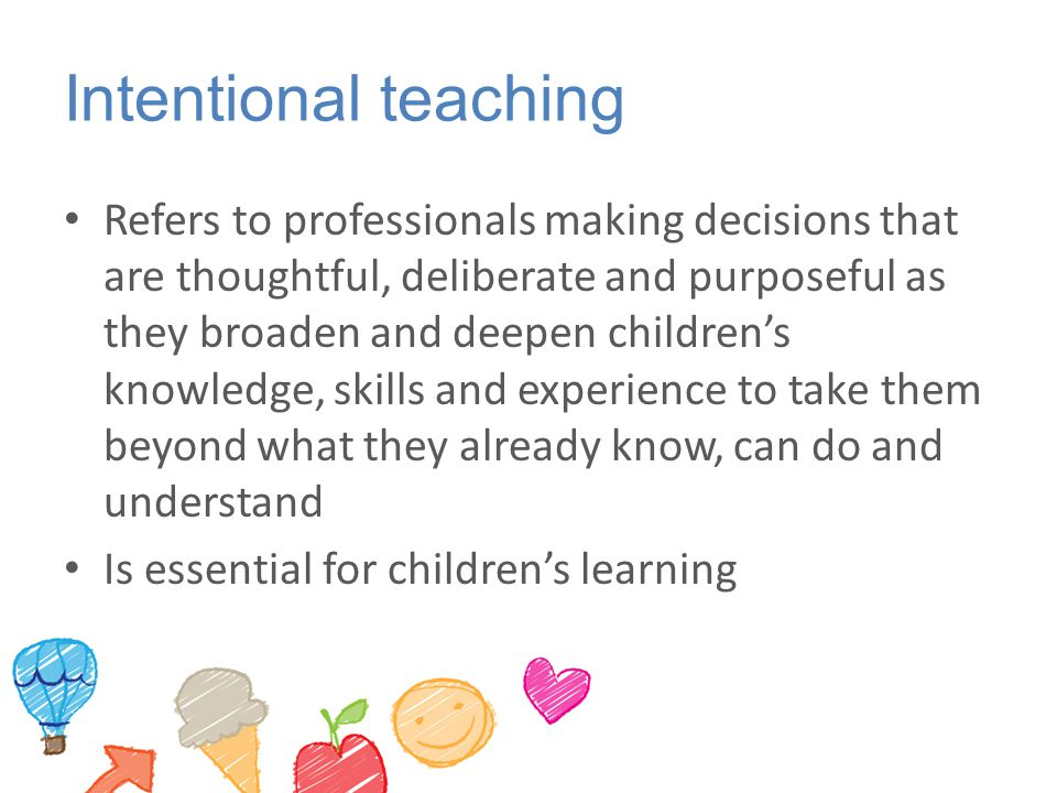 Why is integrated teaching and learning important.