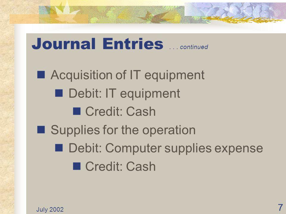 July 2002 17 UCMUCM...