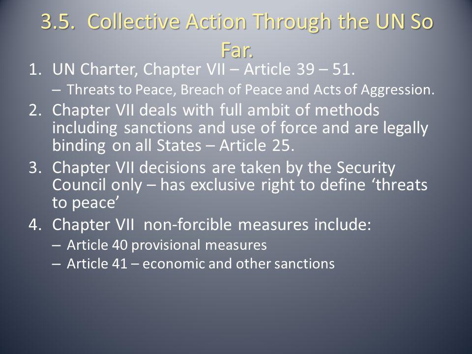 3.6.Collective Action vis-à-vis Iranian Responsibility.