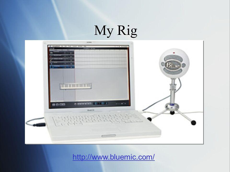 My Rig http://www.bluemic.com/