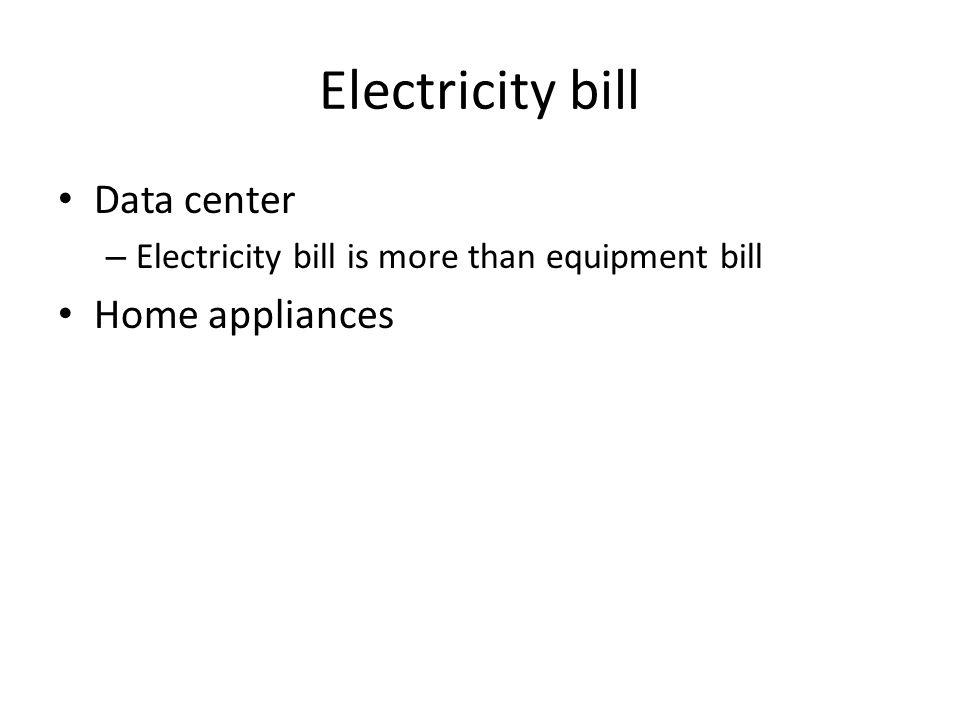 8 There is no silver bullet for an energy- efficient mobile device